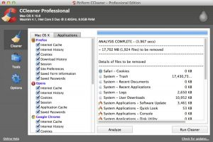 CCleaner for Mac Free Download ,,