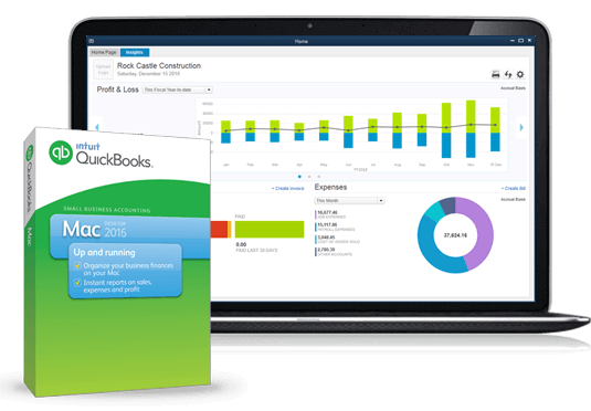 Quickbooks for Mac 2017 Download Free