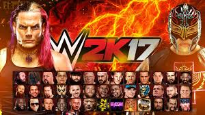 WWE 2K17 Crack Final Free Download [Updated]