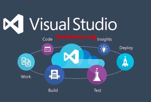 Visual Studio 2017 Key & Crack Free Download {Latest}