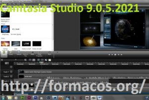 Camtasia Studio 9.0.5.2021 Crack + Serial Key Download [Mac + Win]