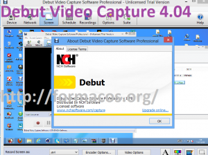 Debut Video Capture 4.04 Crack + Serial Key Download [Mac + Win]