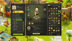 DOFUS Online Client 3.11 Download Full Free 2017 [Win + Mac]