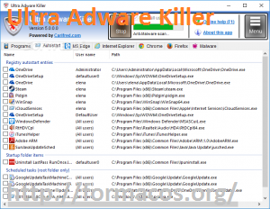Ultra Adware Killer 7.0.0.0 Portable Download Free [Windows + Mac]