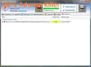 Ultra Adware Killer 5.9.3.0 Portable Download Free [Windows + Mac]