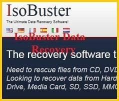IsoBuster 4.6 PRO Professional License Plus + Crack Free Download