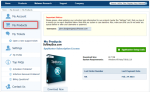 SpyHunter 5.11.8 Crack With Keygen Free Download
