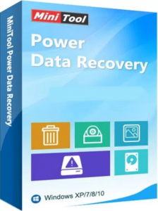 MiniTool Power Data Recovery Key 8.7 Crack Full Torrent [2020]