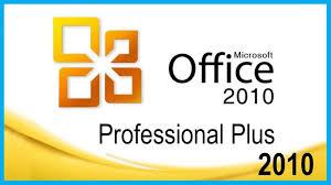 Microsoft Office Professional Plus 2010  MAC Crack Plus Product Key
