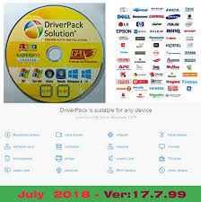 DriverPack Solution 17.11.48 Crack With Activation Key Free Download