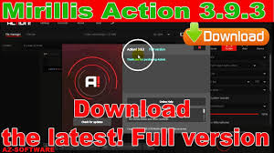 Mirillis Action 4.1.1 Crack Activation Key Full Version Free Download
