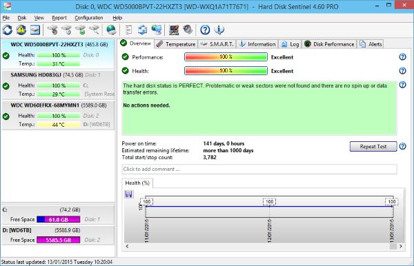 Hard Disk Sentinel 5.70.6 Crack + Product Key Free Download 2021