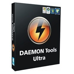 DAEMON Tools Ultra 6.0.0.1623 Crack With Product Key Free Download